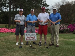 SCDTAA Golf Tournament Spring 2016