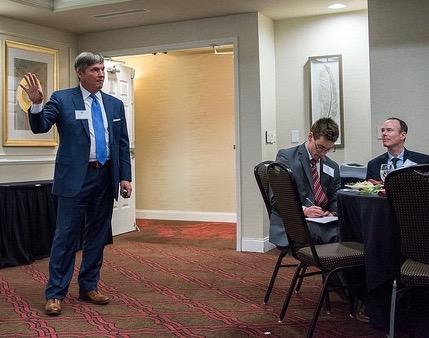 J.R. Murphy Speaks to Leadership Forum at USC