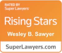 SuperLawyers - Wesley B. Sawyer